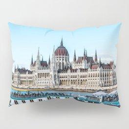 Cityscape of Budapest Pillow Sham