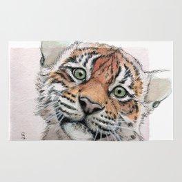 Tiger Cub 887 Rug
