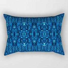 Blue Gem- AMP Rectangular Pillow