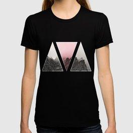 Pieces of rock T-shirt