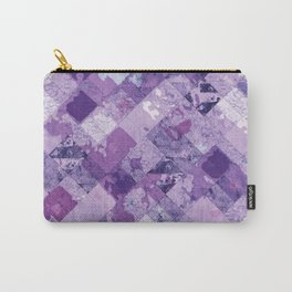 Abstract Geometric Background #30 Carry-All Pouch
