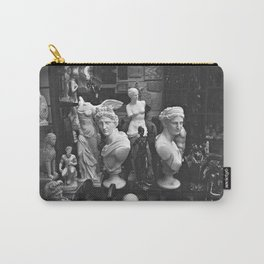 Greek statues Carry-All Pouch