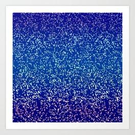 Glitter Graphic G84 Art Print