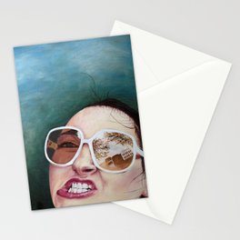 The Real Me Stationery Cards