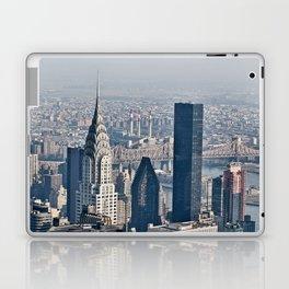 Chrysler Building New York Laptop & iPad Skin