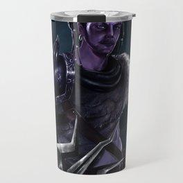 Lord Shiva illustration  Travel Mug