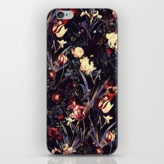 Night Forest VI iPhone & iPod Skin