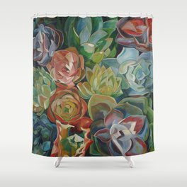 Every Parcel Shower Curtain