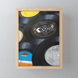Sounds of the 70s III Framed Mini Art Print