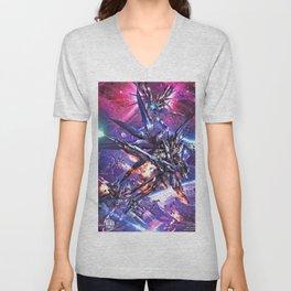 Gundam Unisex V-Neck