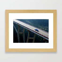 HIGHBRIDGE 59 Framed Art Print