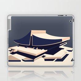 Soviet Modernism: Cinema Rossiya in Yerevan, Armenia Laptop & iPad Skin