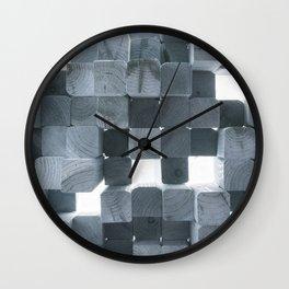 Reflecting Sound Wall Clock