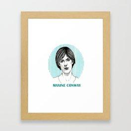 Wentworth | Maxine Conway Framed Art Print
