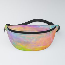 Prisms Play of Light 2 Fanny Pack
