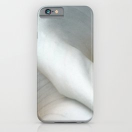 Two Calla Lily Flowers Together iPhone Case