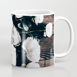 Garden Roses on Stage Coffee Mug