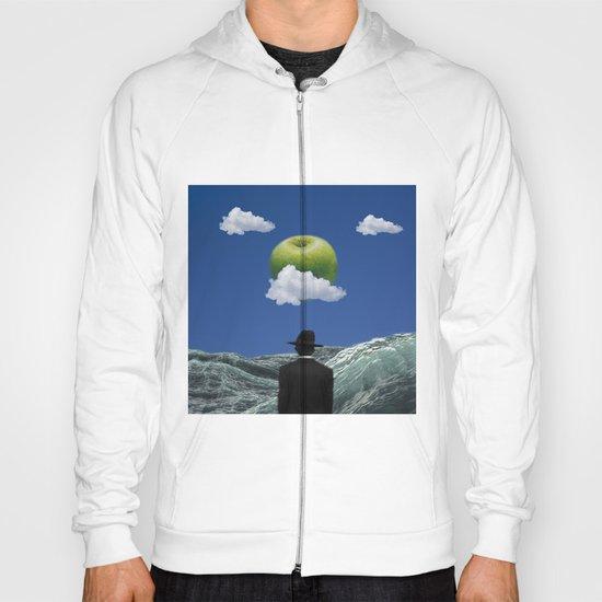 Apple Magritte Hoody
