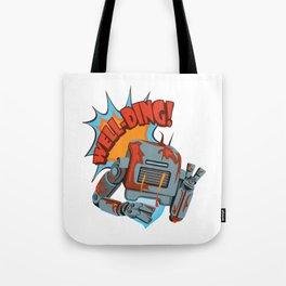 SHITBOT Tote Bag