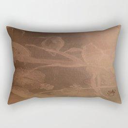 Hummingbird Heaven Rectangular Pillow