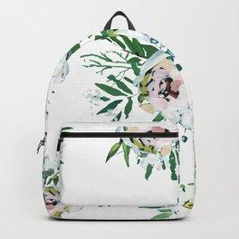 Blush Floral Backpack