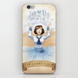 The Lamb's Vision iPhone Skin