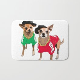 Run DMChi Bath Mat