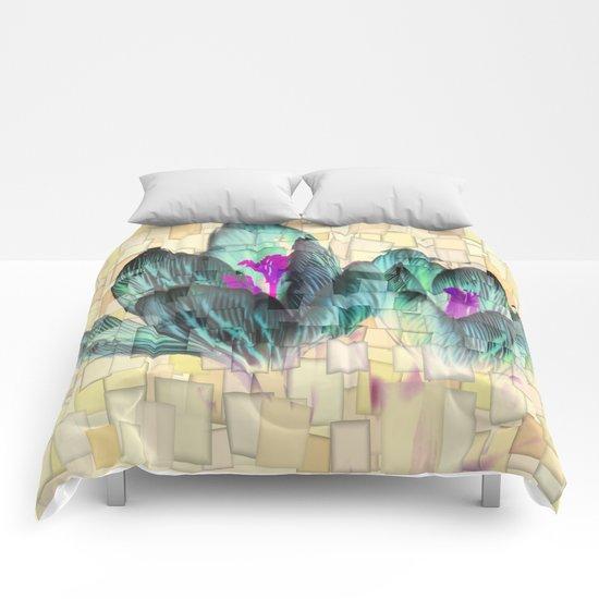 Saffron Comforters