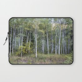 Aspens Along the Road to Maroon Bells, No. 1 Laptop Sleeve