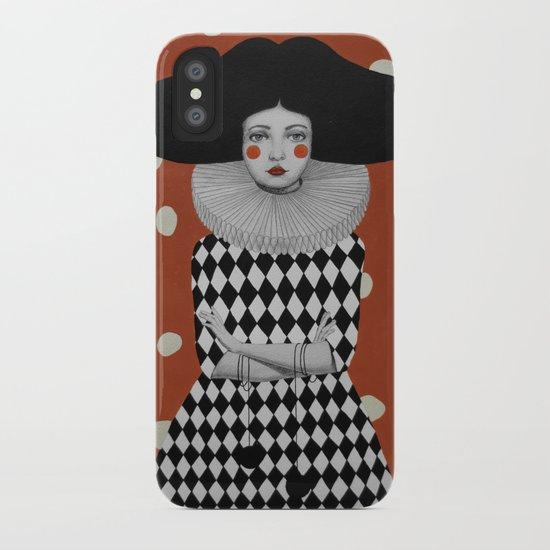 Rodinia iPhone Case