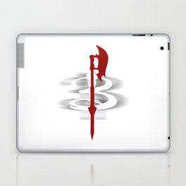 Buffy's Scythe Laptop & iPad Skin