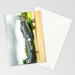 501-B Warbird Stationery Cards