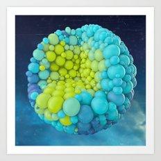 Spherical #1 Art Print