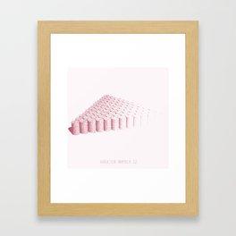 Variation Number 12 (sketch) Framed Art Print