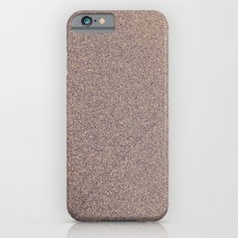 Sand iPhone Case