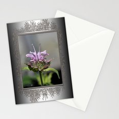 Bee Balm named Panorama Lavender Stationery Cards