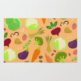 Vegan Easy Print Rug