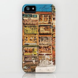 Hollywood Road iPhone Case