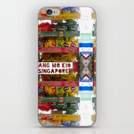 CHIPS iPhone Skin