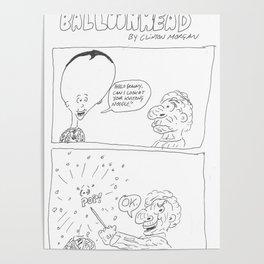 Balloonhead Poster