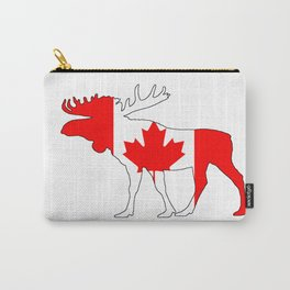 """Moose """"Canada"""" Carry-All Pouch"""