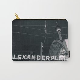Alexander Platz Carry-All Pouch