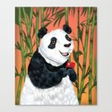 Giant Panda by chrisbeetow