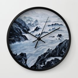 payne's cliff Wall Clock