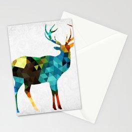Design 115 Deer Stationery Cards