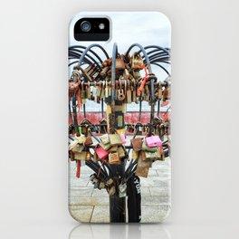 Whole Lotta Love iPhone Case