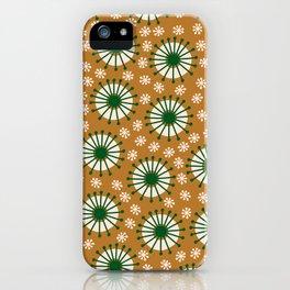 Carousel Amber iPhone Case