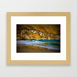 Keem Bay,Achill Island Framed Art Print