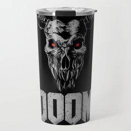 Doom - Icon of Sin Travel Mug