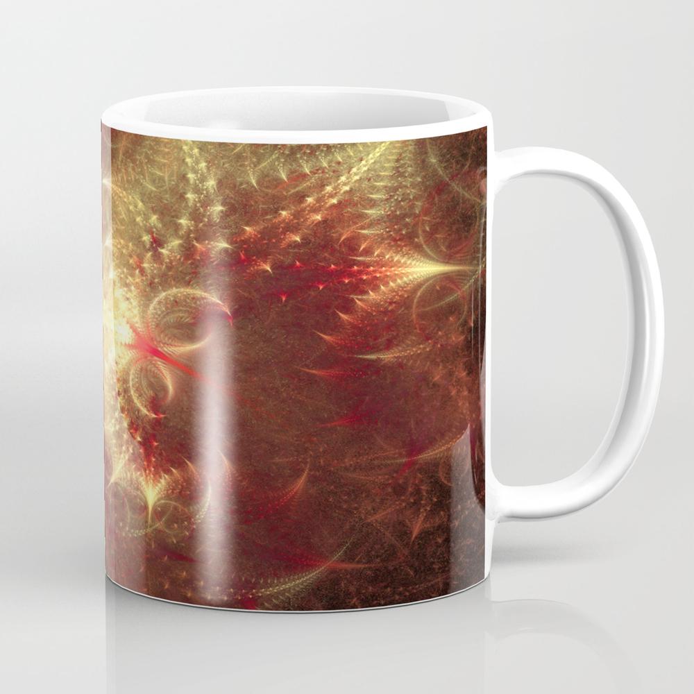 Starburst Mug by Harvestmoonart MUG870396